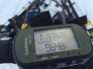Garmin numbers - training in Wyoming