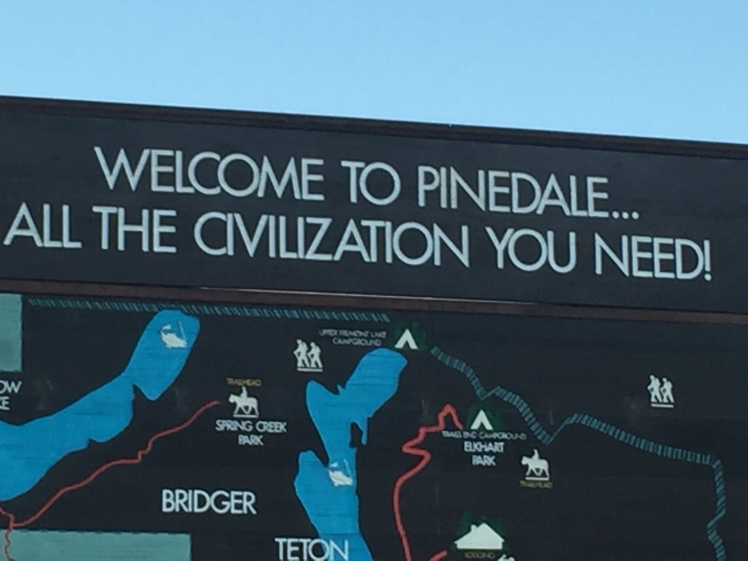 ...all the civilization you need!